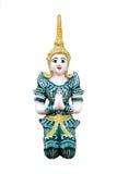 висок ангела тайский Стоковые Фотографии RF