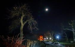 Висок Армения Garni Стоковые Изображения RF