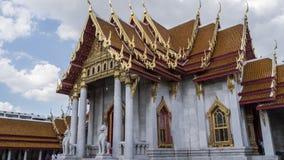 Висок Бангкока буддийский Стоковые Изображения
