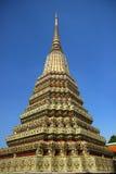 Висок Бангкок Таиланд pho Wat Стоковое Фото
