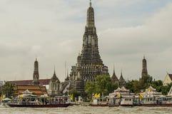 Висок Бангкок Arun Стоковые Фото