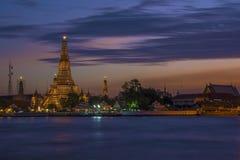 Висок Бангкок Arun Стоковая Фотография RF