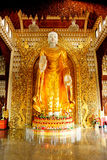 Висок бирманца Dhamikarama Стоковые Фото
