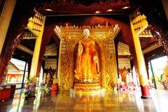 Висок бирманца Dhamikarama Стоковое фото RF