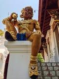 Висок Будды гиганта Стоковое Изображение