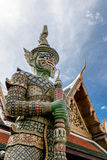 Висок Будды гиганта Стоковое фото RF