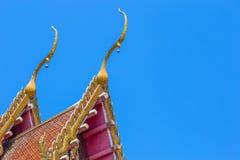 Висок виска крыши Стоковые Фотографии RF