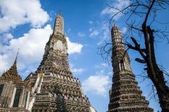 Висок в Бангкок Стоковые Изображения RF