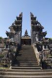 Висок в Бали Стоковое Изображение