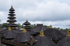Висок в Бали стоковые изображения rf