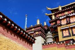 Висок в Китае Стоковые Фотографии RF