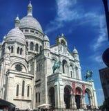 Висок в перемещении Парижа Стоковые Фото