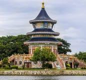Висок в Таиланде Стоковая Фотография RF