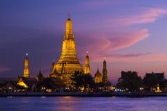 Висок в Таиланде стоковое изображение rf