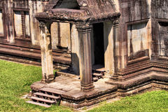 Висок в Angkor Wat Стоковые Изображения RF