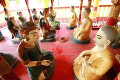 Висок в Bagan Мьянме Стоковые Фотографии RF