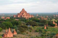 Висок в Bagan Мьянме Стоковые Изображения RF