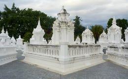 Висок в chiangmai Стоковые Изображения RF