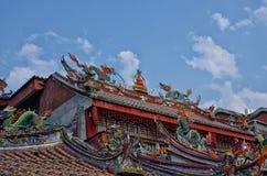 висок в QuanZhou стоковые фотографии rf