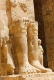 Висок города Habu на Луксоре стоковые изображения rf