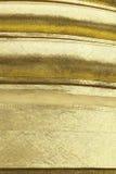 висок детали золотистый Стоковая Фотография