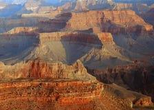 висок детали каньона грандиозный Стоковое фото RF