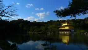 Висок Дзэн Японии золотой Стоковые Фото