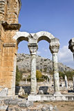висок древнегреческия стоковые фотографии rf