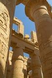 висок Египета luxor Стоковые Изображения RF