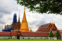 висок изумруда Будды Стоковая Фотография RF