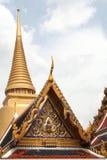 висок изумруда Будды Стоковое Изображение