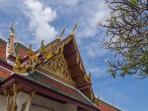 Висок изумруда, Бангкока, Таиланда Стоковое Изображение