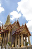 висок изумруда Будды Стоковое Изображение RF