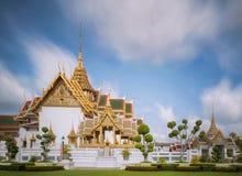 висок изумруда Будды Стоковое фото RF