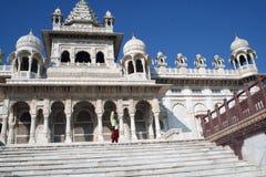 висок Индии стоковое изображение