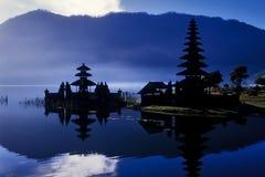 висок Индонесии богини, котор нужно намочить Стоковое Фото