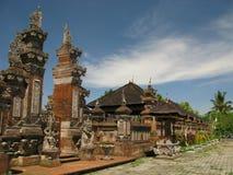 висок Индонесии стоковое изображение