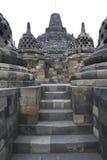 висок Индонесии java borobudur зодчества Стоковое Фото