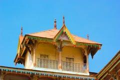 Висок Индия наследия swaminarayan Стоковая Фотография RF