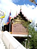 Висок искусства и культуры тайский restsident Стоковые Фотографии RF