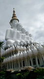 Висок и красивое место в Таиланде ладан, горелка ладана, ручка ладана Стоковые Фотографии RF