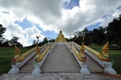 Висок и красивое место в Таиланде ладан, горелка ладана, ручка ладана Стоковое фото RF