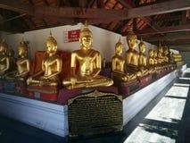 Висок и красивое место в Таиланде ладан, горелка ладана, ручка ладана Стоковое Фото