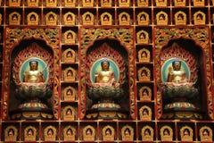 Висок и музей реликвии зуба Будды Стоковое Изображение