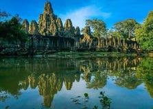 Висок Камбоджа Angkor Wat стоковые изображения