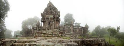 Висок Камбоджа Thom стона животиков Стоковые Изображения RF