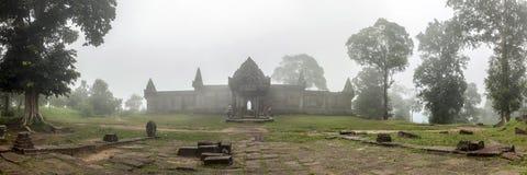 Висок Камбоджа Thom стона животиков Стоковое Изображение RF
