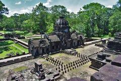 Висок Камбоджи стоковое фото rf