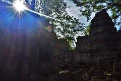 Висок Камбоджи стоковое изображение