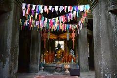 Висок Камбоджи Стоковая Фотография